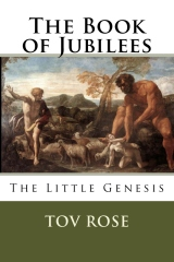 The Book of Jubilees- Cover