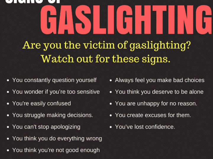 Gaslighting What Is It Have You Experienced