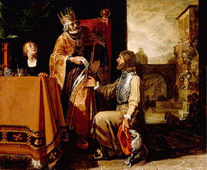 How King David Killed The Flame of God in Israel